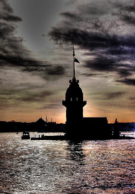 kızkulesi    İstanbul