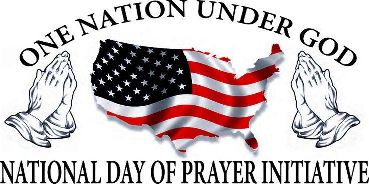 National Day of Prayer – One Nation Under God.