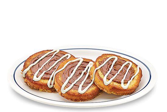 Swirl Brioche French Toast. Sooooo good! Tastes just like a Cinnabon ...