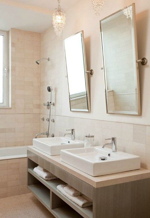 bathroom design with crystal chandelier add some mini crystal chandeliers above your sink