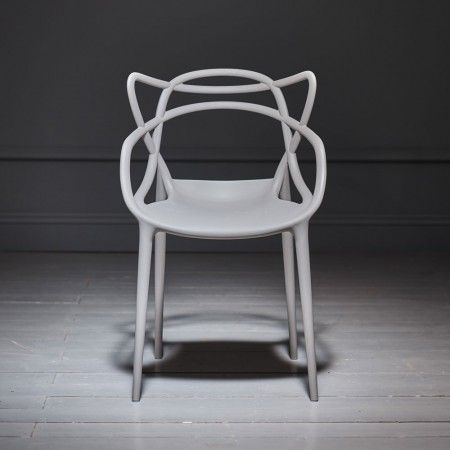 Philippe Stark Grey Masters Chair | Desk