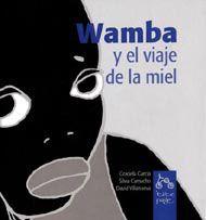 La letra de una canción se convierte en una historia ilustrada que nos invita a reflexionar con pequeños sobre algunas cuestiones relacionadas con la emigración y el racismo. La canción Wamba en www.demipage.com