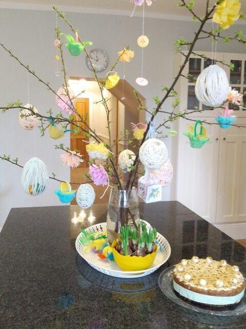 Easter tree 2015