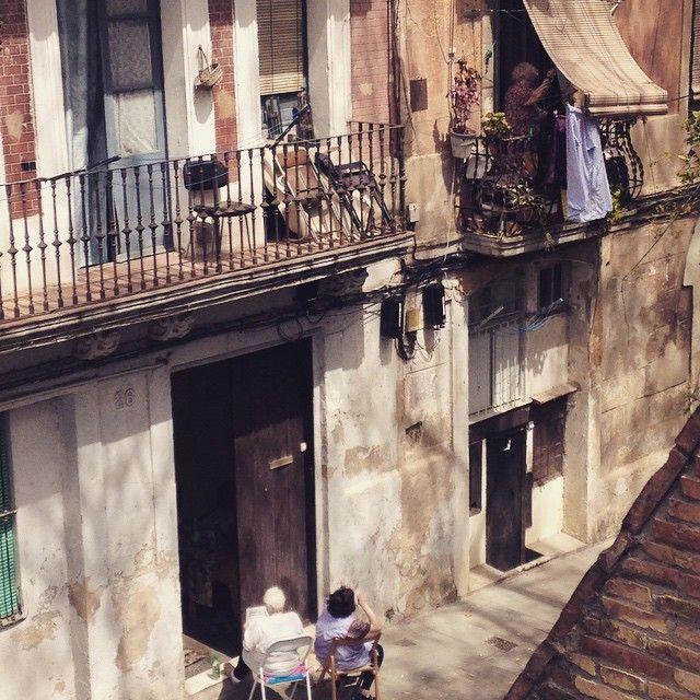 Poble Sec - Barcelona, Spain