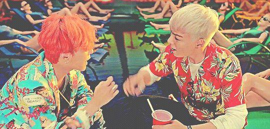 I am a  GD G-Dragon Kwon Ji Yong & T.O.P Choi Seung Hyun  ( GTOP ) BigBang
