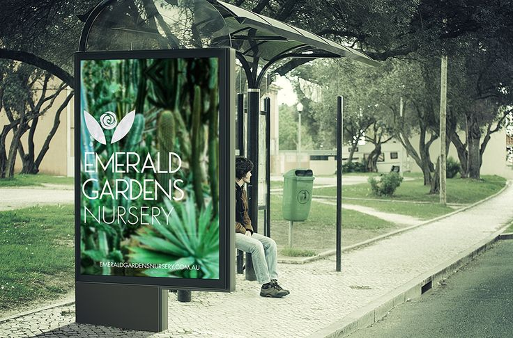 Börzsei Réka hallgatóm kertészetes plakátja.