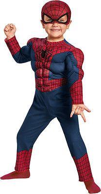 Toddler Spiderman Costume