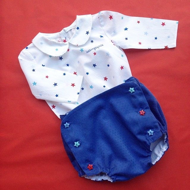 Éste se ha ido hasta Méjico! ✈️✈️✈️ ⭐️ #primerapuesta #newborn #camisabatista #ranita #cubrepañal #babywear #baby #starsfabric #stars #teladeestrellas #iresingrapas #canastillairesingrapas #canastilla #babyshower #babyboy #ropabebe #babylooks #iresingrapasmini