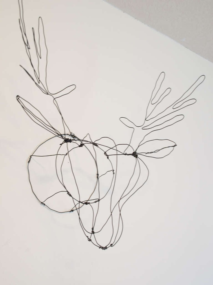 DIY wire taxidermy - PAPER MACHE similar to our A model mystical creatures, chicken, or something