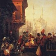 Blog 18 27/09/2015 Ivan Aivazovsky: Painter to Sultans with a Lifelong Passion for the Greek Struggle for Independence.