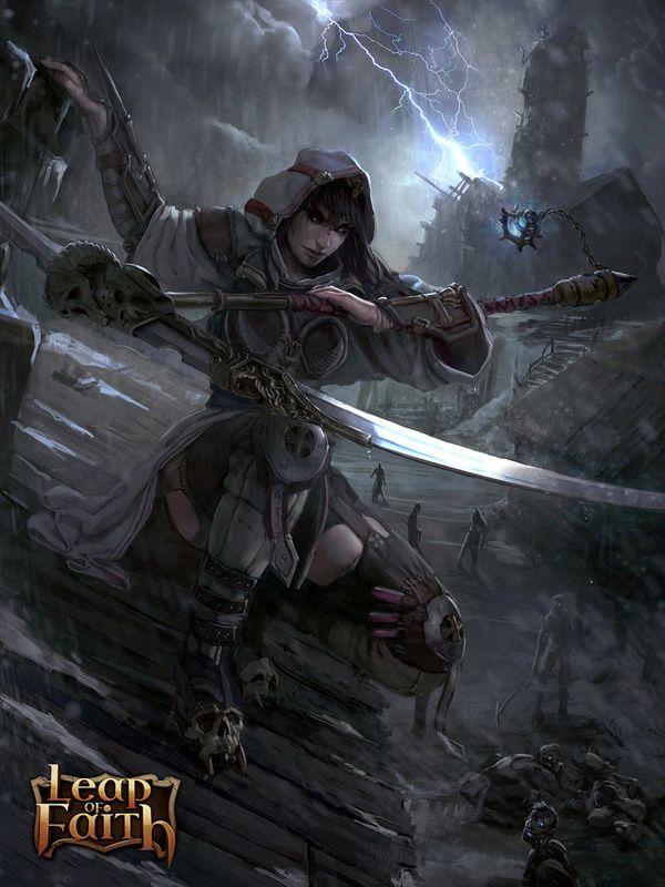 30 Mind Blowing Fantasy Artworks | Cuded Holy gh1200