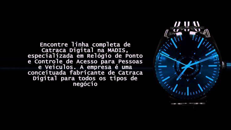 Projeto Catraca Digital - Madis