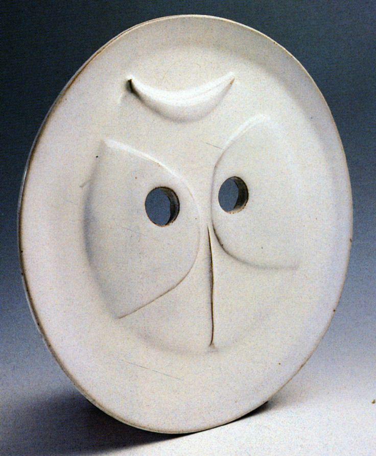 Füreya Koral, plate, gres, 28 cm, 1970 (Erdinç Bakla archive)