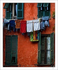 Clotheslines, the mediterranean way by Paco CT #EasyNip