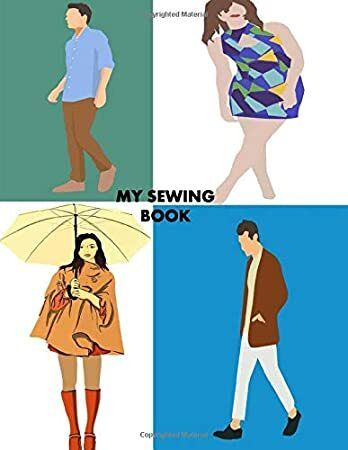 Epub My Sewing Book Sewing Journal Sewing Books Fashion