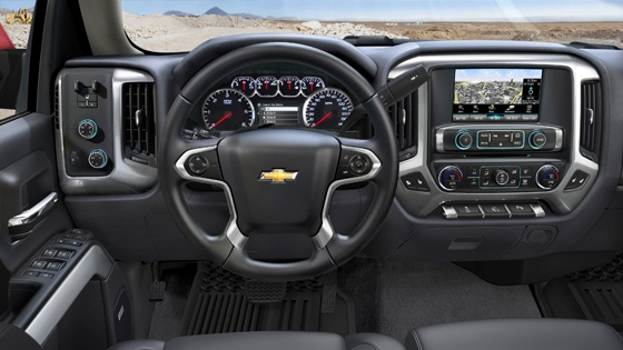 2014 chevy silverado interior #car #chevy #silverado
