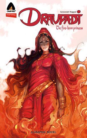 Draupadi: The Fire-Born Princess