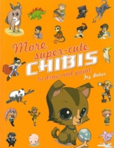 More Super Cute Chibis,
