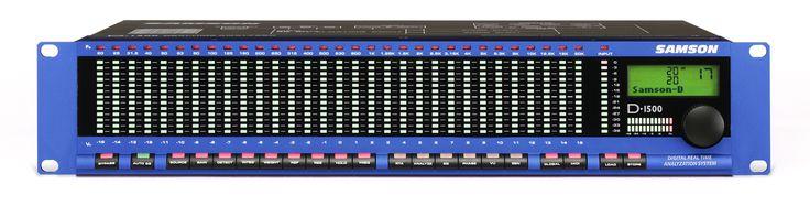 Samson D1500 Analyzer