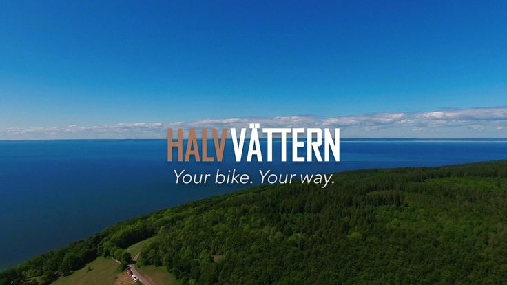Halvvättern: Your bike. Your way. - YouTube