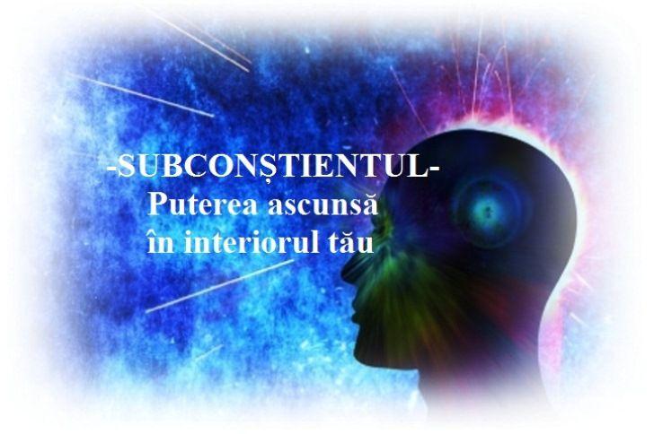 Cresterea puterii subconstientului