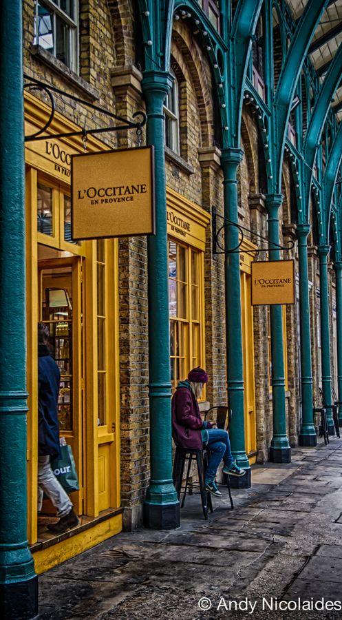 London's Covent Garden, England