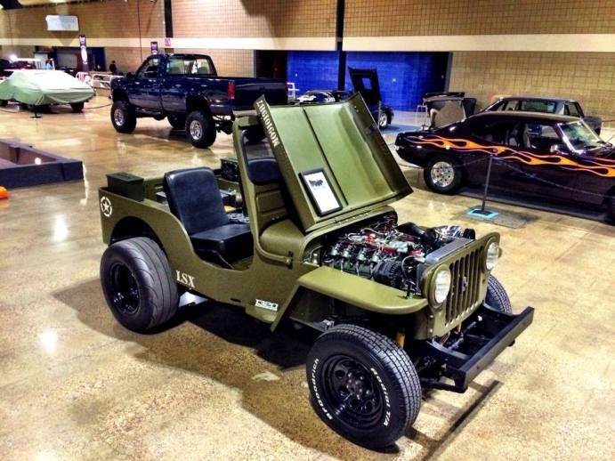 Procharged Lsx Willys Jeep The Fabrication Forums