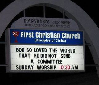Best Church Billboards Images On Pinterest Funny Church - 34 ridiculous signs will make question humanity