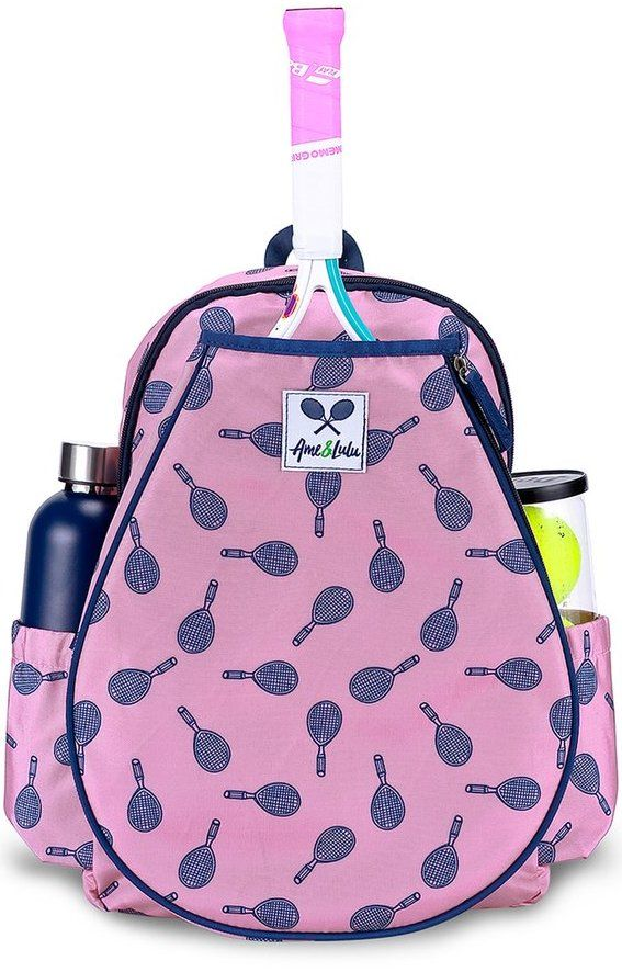 Ame Lulu Little Love Junior Tennis Backpack Mini Racquets 76 00 Tennis Backpack Kids Tennis Bag Tennis Clothes