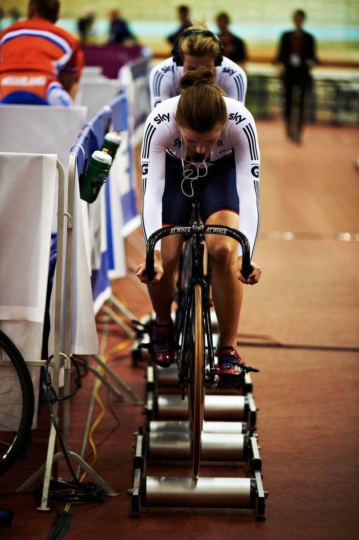 Vicky Williamson GB cyclist