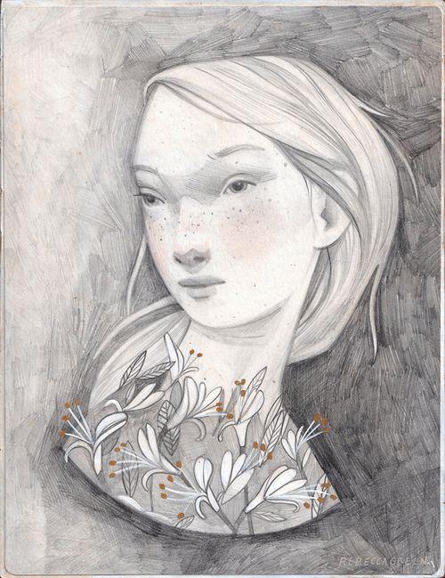 honeysuckle youth (Rebecca Green)
