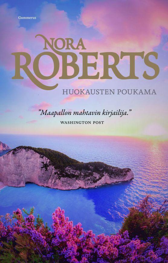 Huokausten poukama (Tähdet-trilogia, #2) - Nora Roberts :: Julkaistu 8.6.2017 #fantasia #romantiikka