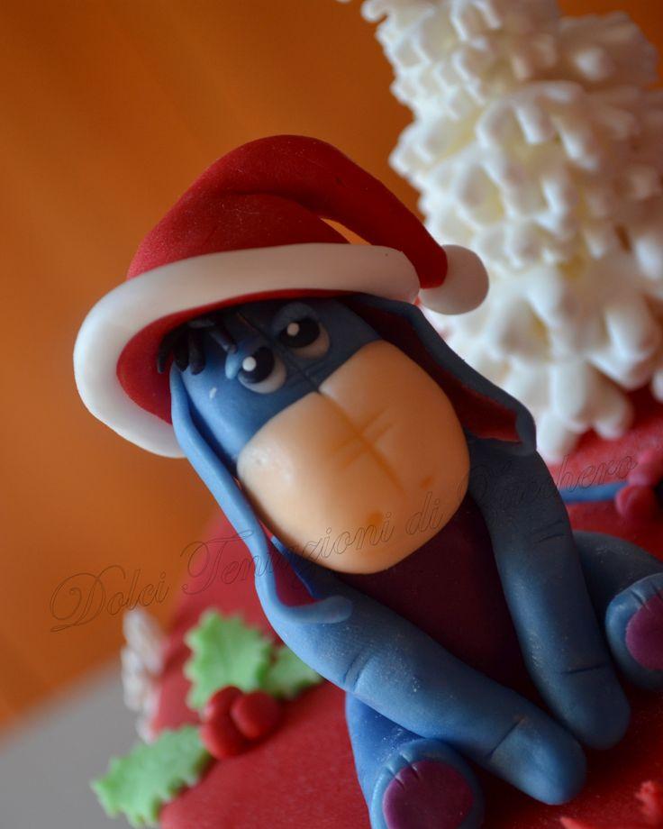 Ih-Oh in veste natalizia