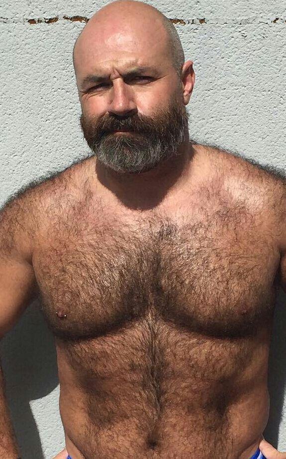 большие волосатые мужики - 3
