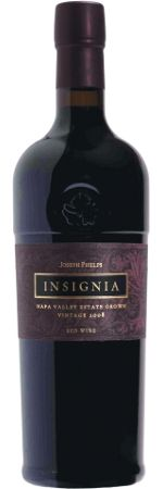 Joseph Phelps 2008 Insignia – Cabernet Sauvignon Red Wine         Red Wine by Joseph Phelps from Napa Valley, California. The 2002 vintage of this wine was ranked #1 on the Wine Spectator's Top 10 Wines of 2005 89% Cabernet Sauvignon, 7% Petit Verdot and 4% Merlot from 100% estate-owned Napa V    Napa Wines