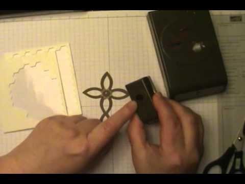 rouwkaart/kruis maken