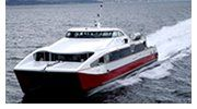 RedJet - passenger only ferry service between Southampton and the Isle of Wight