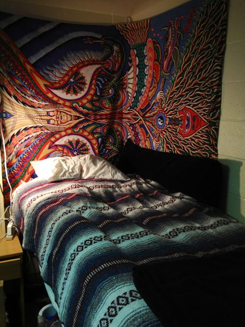 Best HIPPIES BOHO SOUL Images On Pinterest Hippie - Cool hippie furniture