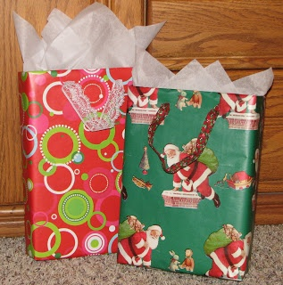 Cereal Box Gift Bags,we go thru a lot of cereal, this is brilliant! Can't believe I've never thought of this!