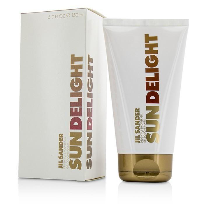 Sun Delight Delightful Shower Gel 150ml 5oz Shower Gel Gel Perfume