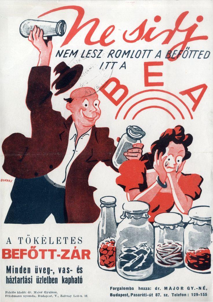 Ne sírj Bea,  Nem lesz romlott a befőtted, 1948