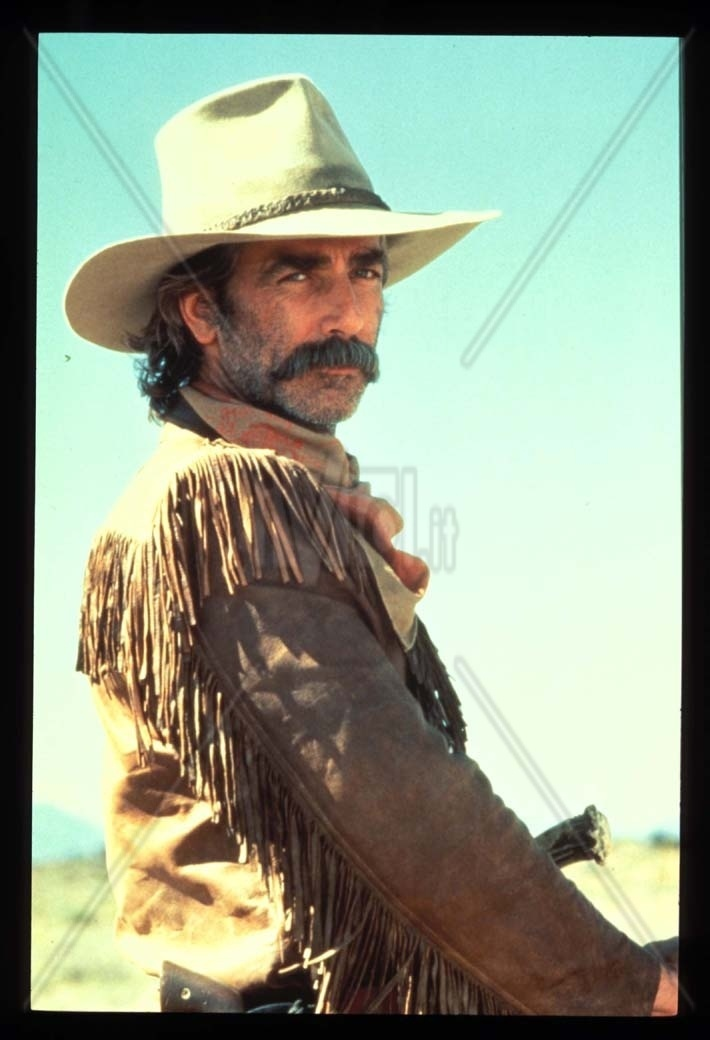 #Sam_Elliot makes the best #Cowboy/....In Sackett mode...If you aren't familiar w/Louis L'Amore's books you really should search them out. He wrote a whole series of Sackett books. Marvelous writer, effortless to read. You might be surprised how many of his books have been made into movies through the years. Great books for men who don't think they like to read -- but women enjoy them too.