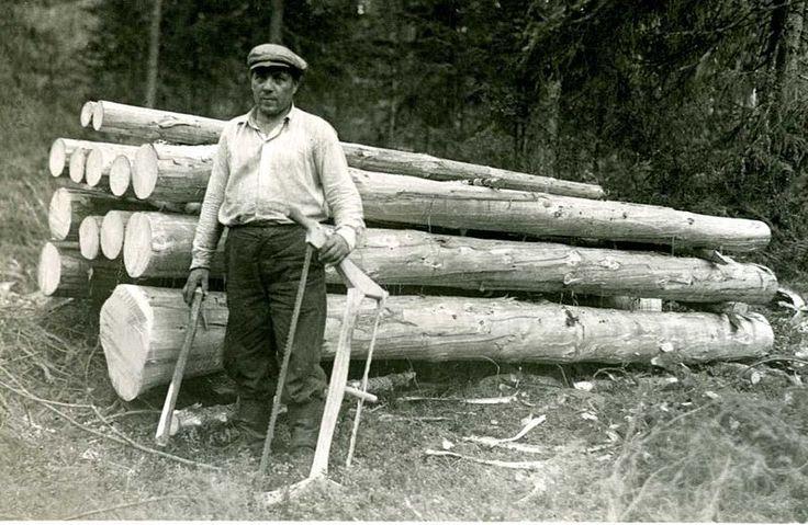Finnish Lumberjack - Mikko, Anna Lissa's old boyfriend.