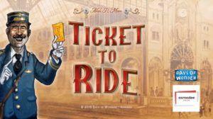 Ticket to Ride es un juego de mesa donde te adentras en el maravilloso mundo de los trenes, te encargaras de gestionar pistas de tren en todo el mundo, ademas de vivir emocionantes aventuras conociendo todo tipo de gente y ciudades en diferentes países, creado y o actualizado por los estudios Asmodee Digital en la fecha de 21 de noviembre de 2017, actualmente esta en la versión 2.5.0-5235-032215e compatible con Android 4.0.3 en adelante y apto para toda la familia, tiene una puntuación de…