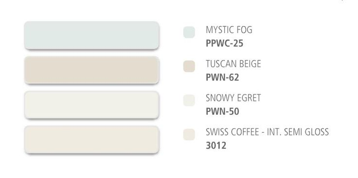 Behr paint mystic fog bedroom hawaii 5 0 pinterest house interiors nice and beach houses - Beach house paint colors interior ...