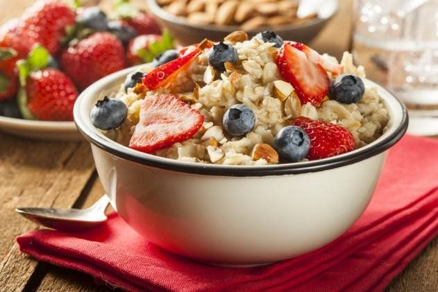 Ovsená kaša - Jana Earl - Fitness & Nutrition