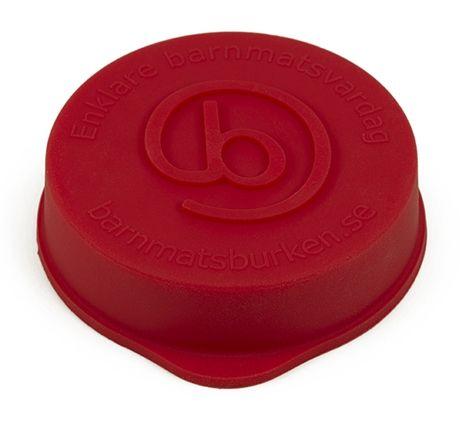 Köp Barnmatsburken Lock till Barnmatsburk 4-p Röd | Babyprodukter Mata | Jollyroom