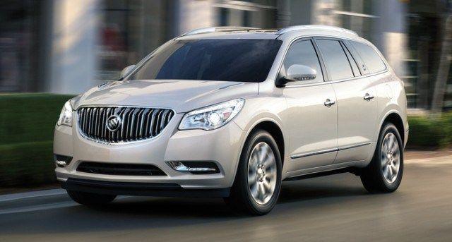 2018 Buick Enclave Redesign, Spy Photos, Interior | Super Car Preview