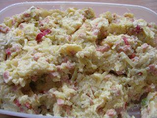 Martinina kuchyně: Bramborová pomazánka manželovy maminky