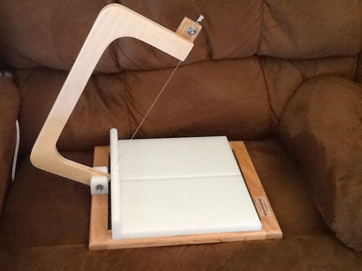 how to make a wire soap cutter bud - Google Search                                                                                                                                                                                 More